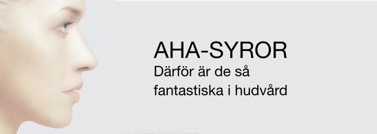 AHA-syror