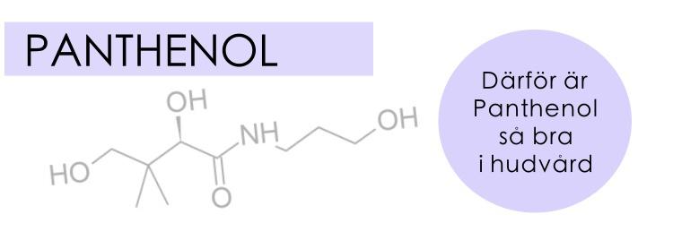 PANTENOL (Dexpanthenol)